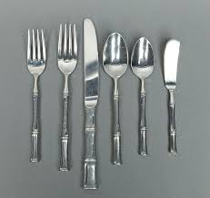 bamboo flatware stainless stainless flatware by bamboo aztec events u0026 tents