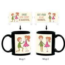 Types Of Coffee Mugs Personalized Romantic Coffee Mugs