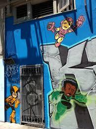 superhero graffiti in san francisco boing boing photo 16