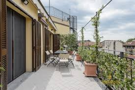 for sale penthouse milan penthouse with terrace of 30 sqm and