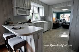 Furniture For The Kitchen Can I Paint My Wood Paneling Homesmsp