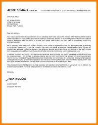 7 cover letter sample student science resume
