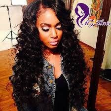 black hair show 2015 2015 new style brazilian curly lace wig large stocked deep wave