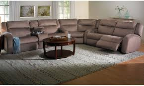 Sectional Sofas With Recliners And Cup Holders Reclining Sectional Sofas Haynes Furniture Virginia U0027s Furniture