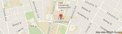 Yale Map Copy Of Yale By Madison Deiterman
