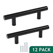 black modern kitchen cabinet pulls probrico flat black modern cabinet hardware cupboard pull