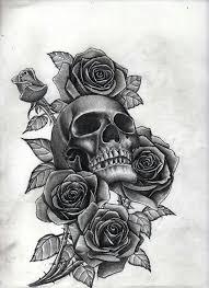 best 25 skull with roses ideas on pinterest skull art the