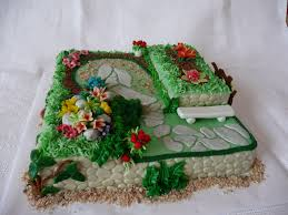 flower garden cake ideas creative cakes pinterest garden