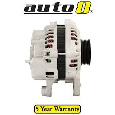 new alternator to fit mitsubishi triton mk 3 0l v6 petrol 6g72