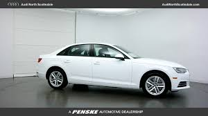 audi a4 used 2017 used audi a4 2 0 tfsi automatic premium fwd at schumacher