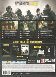 med siege tom clancy s rainbow six siege of siege edition 2015
