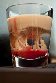 brain hemorrhage a year of cocktails