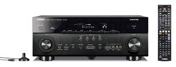 sherwood home theater receiver yamaha rx a710 av receiver your electronic warehouse