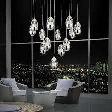 Mini Chrome Chandelier Brizzo Lighting Stores 24