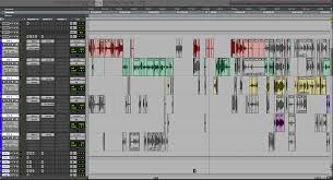 audio post workflow for the feature film
