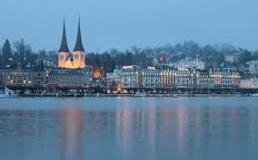 a weekend break in lucerne