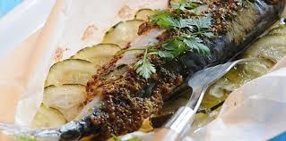 cuisiner le maquereau maquereau à la moutarde en papillote facile et pas cher recette