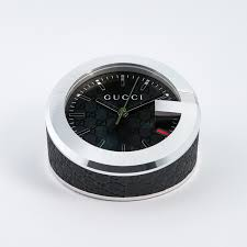 desk clocks modern gucci table desk clocks touch of modern