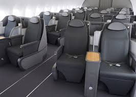 American Airlines Comfort Seats New Business Class American Airlines A321 Transcontinental