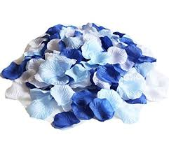 wedding flowers blue and white checkmineout mixed royal blue light blue white party
