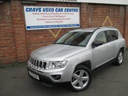 compass jeep 2009 used jeep compass cars for sale motors co uk