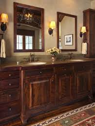 Country Rustic Bathroom Ideas 282 Best Rustic Interiors Images On Pinterest Chalet Style