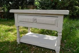 shabby chic side table second hand household furniture buy and