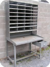bureau tri postal meuble de tri postal tolix l atelier du petit parc