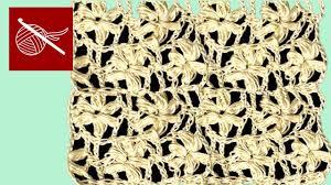 how to make crochet blanket flower blossom stitch tutorial