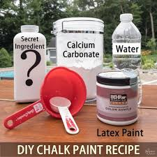 what type of paint do you need for kitchen cabinets how to make chalk paint with the best recipe the navage patch