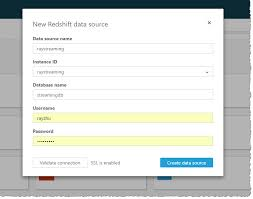 redshift create table exle amazon redshift aws blog