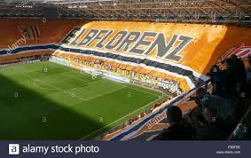 History Of The German Flag Dresden Germany 31st Oct 2015 Dynamo Supporters Unroll A Fan