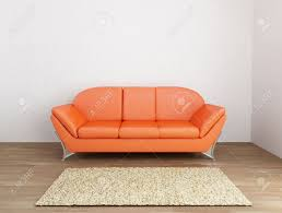 Orange Leather Chair Sofas Center Zed Orange Leather Sofa Burnt Sleeper Contemporary