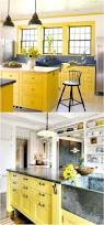 Yellow Kitchen Paint Schemes 25 Gorgeous Paint Colors For Kitchen Cabinets And Beyond