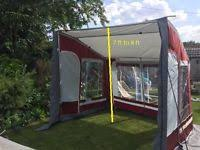Sunncamp Cardinal Awning Awning In Brighton East Sussex Campervan U0026 Caravan Parts For