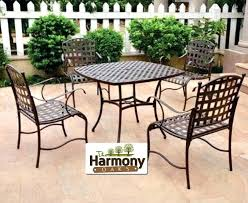 outdoor iron table and chairs garden table chairs medium size of engaging amazing closeout outdoor