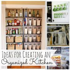 Ideas For A Small Kitchen by 28 Organized Kitchen Ideas Genius Ideas For Organizing The