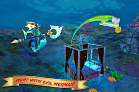cute princess mermaid world android apps on google play