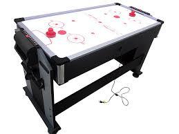 air hockey table over pool table playcraft sport junior 2 in 1 air hockey and pool table playcraft