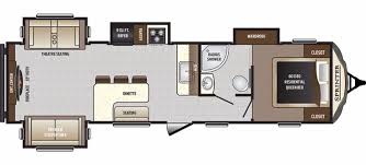 2 Bedroom Travel Trailer Floor Plans New Or Used Travel Trailer Campers For Sale Rvs Near Grand Rapids
