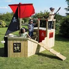 Pirate Ship Backyard Playset by Playhouse Swing Set Plans View Source More Pirate Ship