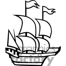 mayflower ship thanksgiving ships pirate ships