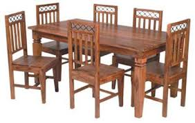 Jali Dining Table And Chairs Jodhpur Handicrafts Indian Handicrafts Artisans Wooden Furnitue