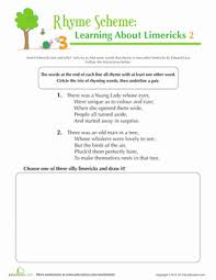 5th grade poetry and literary devices worksheets education com