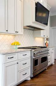 Tiles In Kitchen Ideas Top 25 Best Tv In Kitchen Ideas On Pinterest A Tv Built In