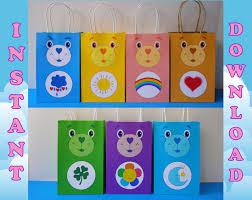 Gummy Bear Decorations Best 25 Care Bear Birthday Ideas On Pinterest Care Bear