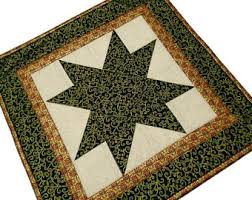 Star Table Handmade Quilts Table Runners And Toppers By Forgetmenotquilteds