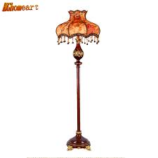 hghomeart nordic retro resin floor lamp lambader led art exotic