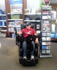 Stephen Hawking Chair Massage Chair Test Drive Or Stephen Hawking Impersonation