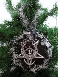 wintersun set of 10 upcycled ornaments melodic metal